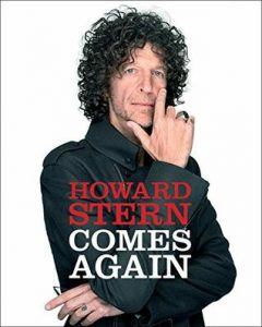 Howard Sterns Comes Again