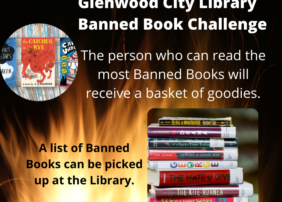 Banned Book Challenge