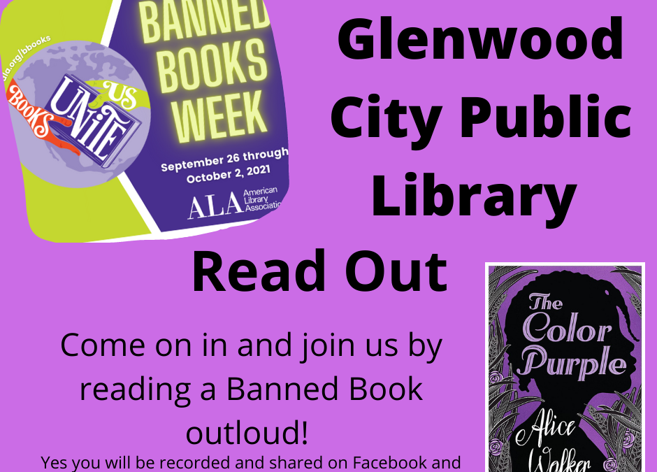 Banned Book Read Out: The Color Purple