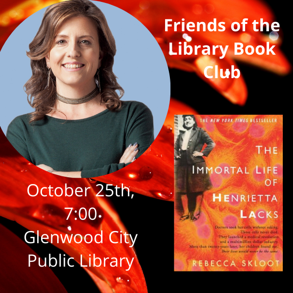 Friends of the Library Book Club