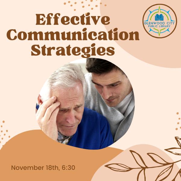 Effective Communication Strategies